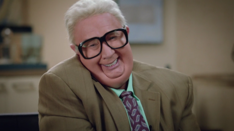 Martin Short as Jiminy Glick