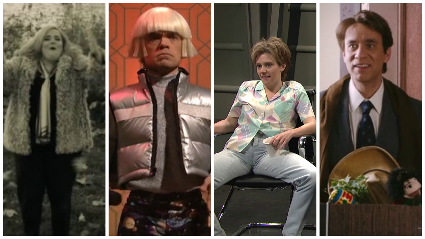 'Saturday Night Live': The 21 Best Sketches From This Season
