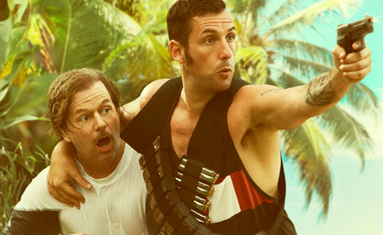 The Do-Over' Review: Adam Sandler's Awful New Netflix Comedy Will