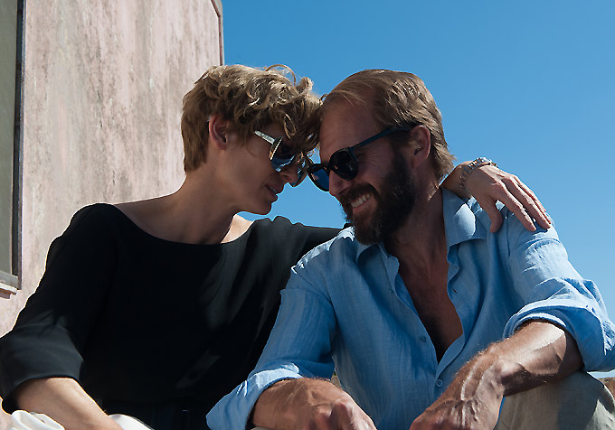 Four sexually charged characters make a bigger splash for A bigger splash movie