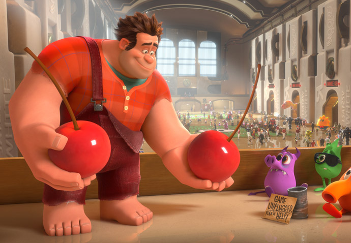 aa4a5437179 Wreck-It Ralph  Honest Trailer Mocks The Disney Film  With A  Toy ...