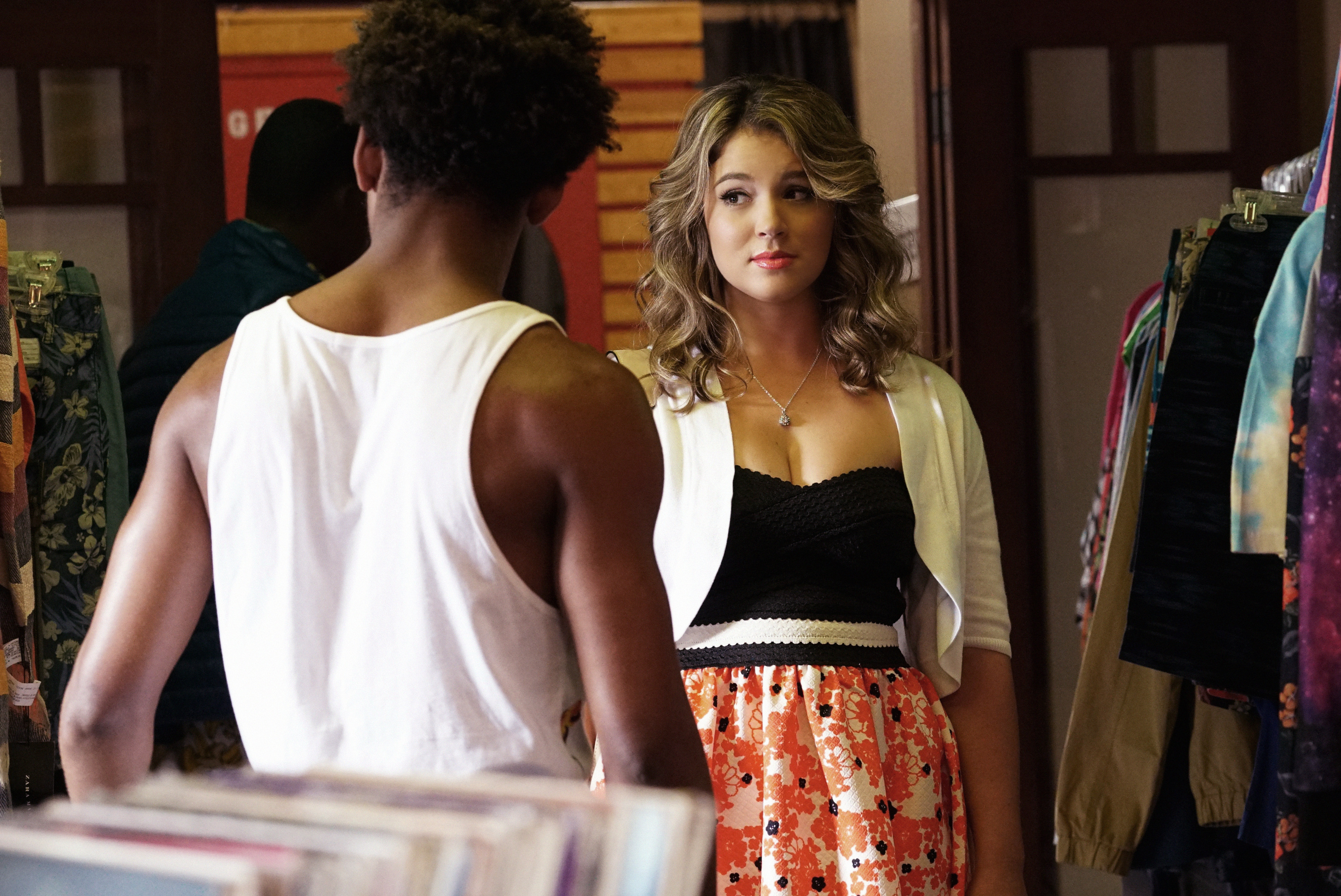 Emmy Breakout Kether Donohue on Youre the Worst Breasts