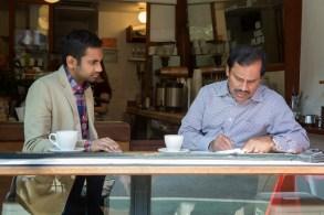 Master of None Aziz Ansari & Shoukath Ansari