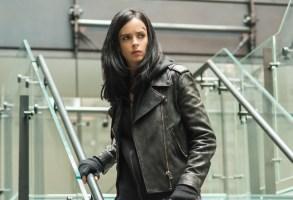 "Krysten Ritter in ""Marvel's Jessica Jones."""