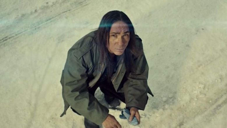 "Zahn McClarnon in ""Fargo"" Season 2"