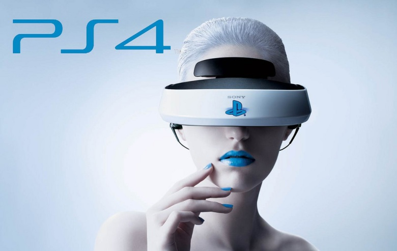 Sony's PS4 VR Technology