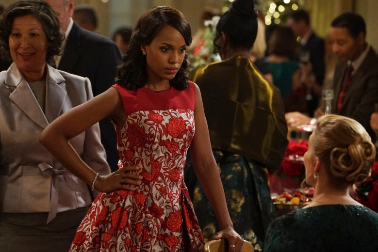 "Kerry Washington in ""Scandal"""