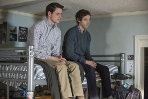 Silicon Valley Season 3 Finale Zach Woods & Thomas Middleditch