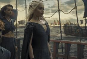 """Emilia Clark in """"Game of Thrones."""""""