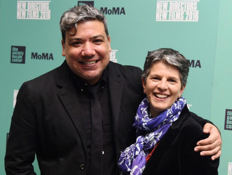 Eugene Hernandez and Lesli Klainberg