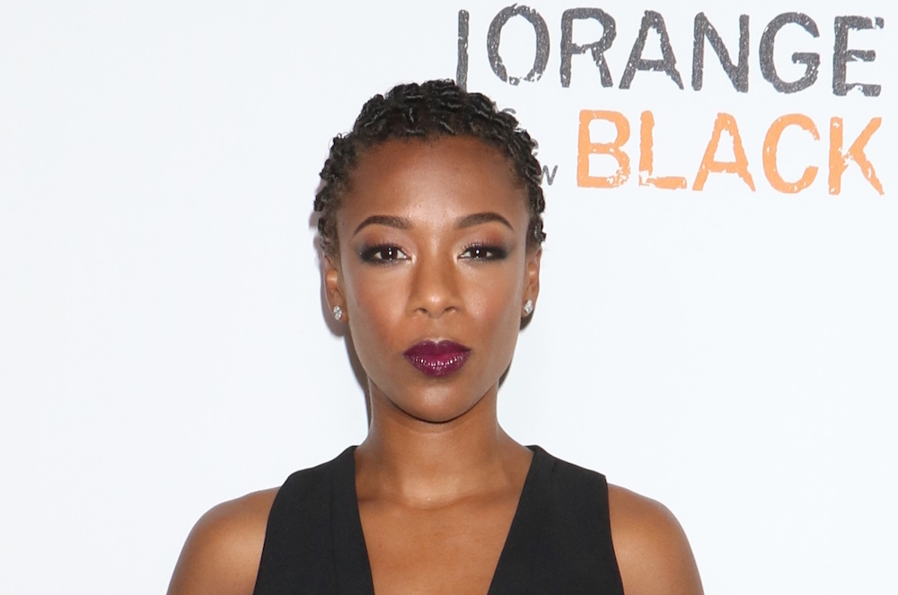 Orange is the New Black's Samira Wiley On Poussey's Exit ...