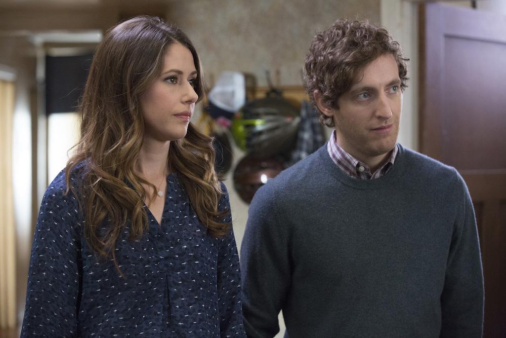 Silicon Valley Season 3 Finale Amanda Crew & Thomas Middleditch