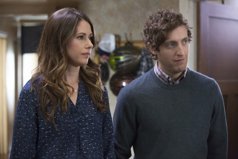 Silicon Valley Season 3 Finale Amanda Crew & Thomas Middleditch