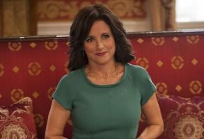 Veep Season 5 finale Julia Louis-Dreyfus