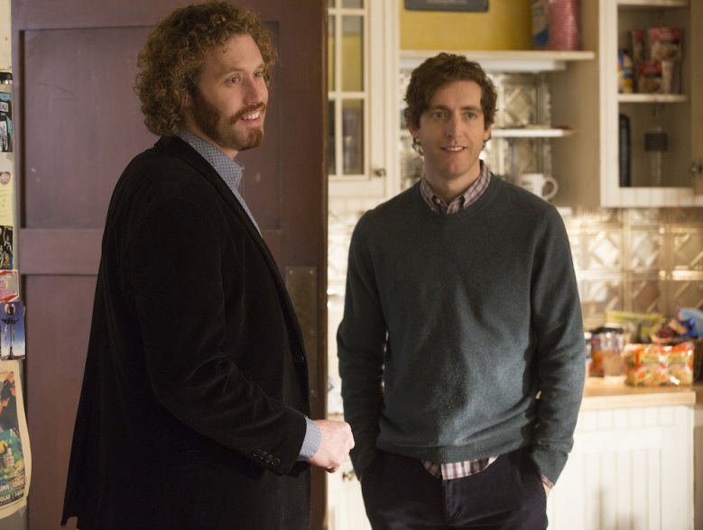 Silicon Valley Season 3 Finale T.J. Miller & Thomas Middleditch