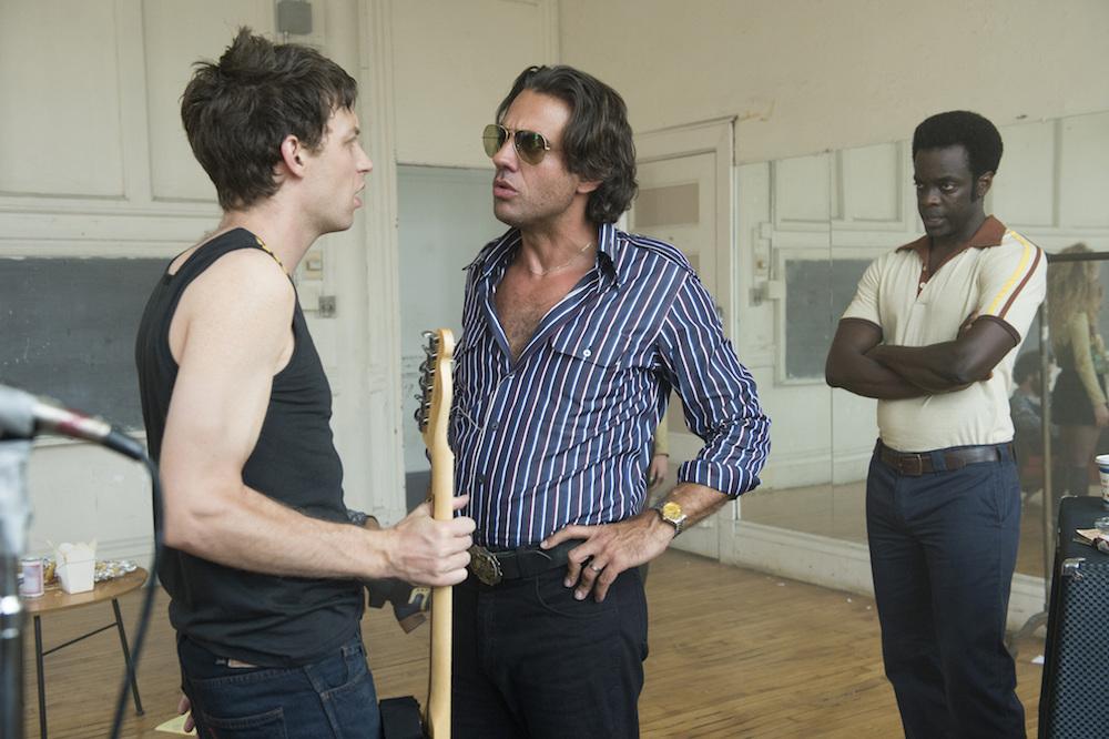 "James Jagger, Bobby Cannavale & Ato Essandoh in ""Vinyl"" Season 1 Episode 6"