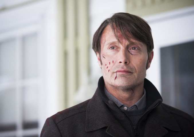 "Mads Mikkelsen in ""Hannibal"""