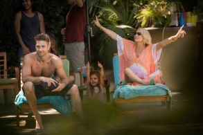 ANIMAL KINGDOM Scott Speedman & Ellen Barkin