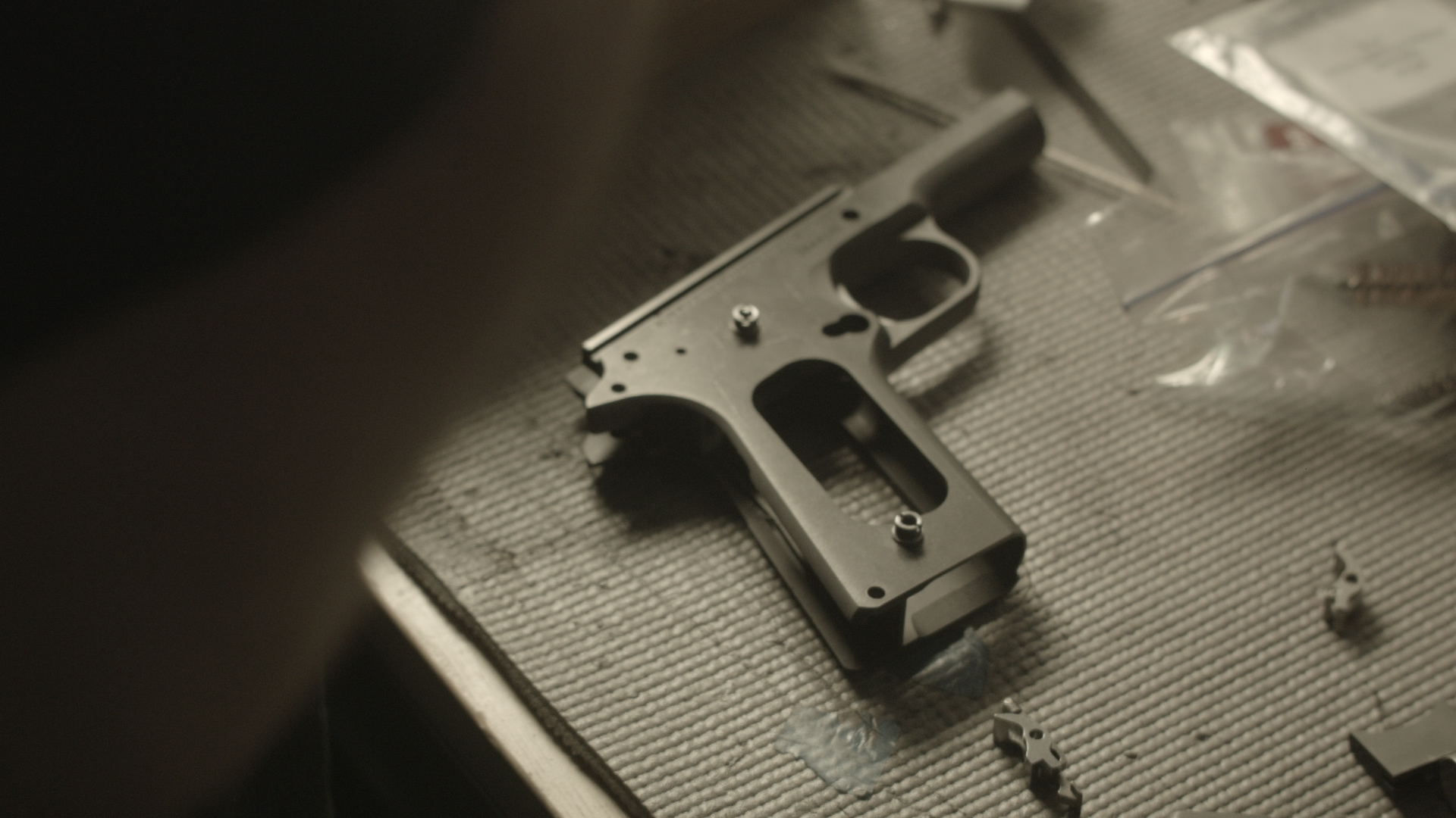 How Hollywood spells about the use of firearms