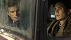 Jamie Dornan and Cillian Murphy in Anthropoid