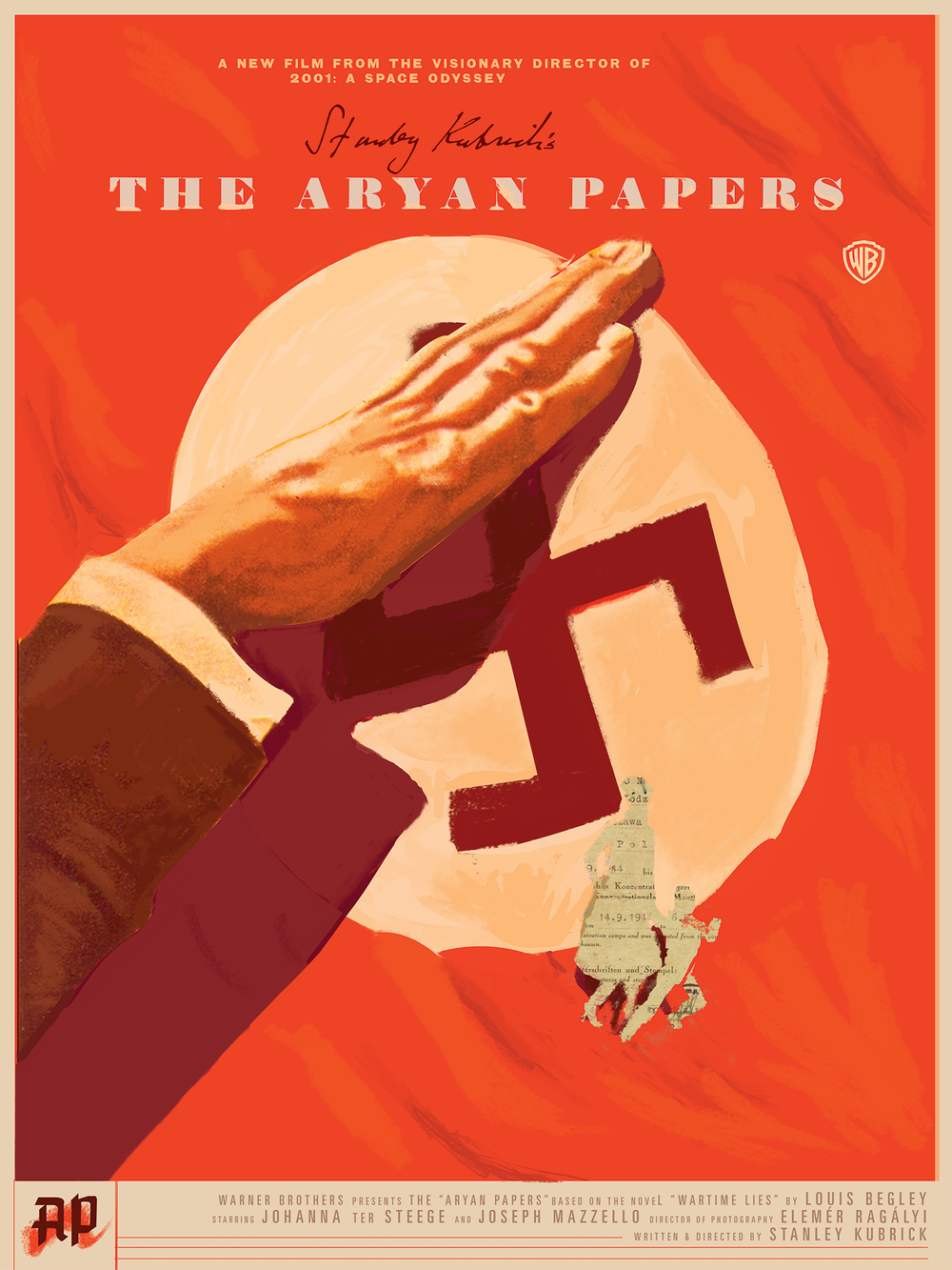 Aryan Papers Poster