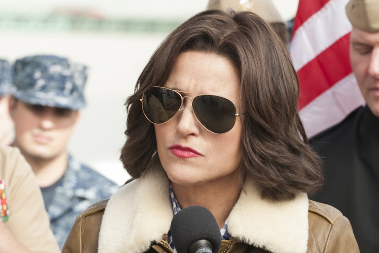 "Julia Louis-Dreyfus in ""Veep"" Season 5"