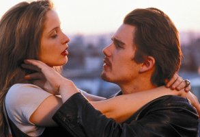 Julie Delpy Ethan Hawke Before Sunrise