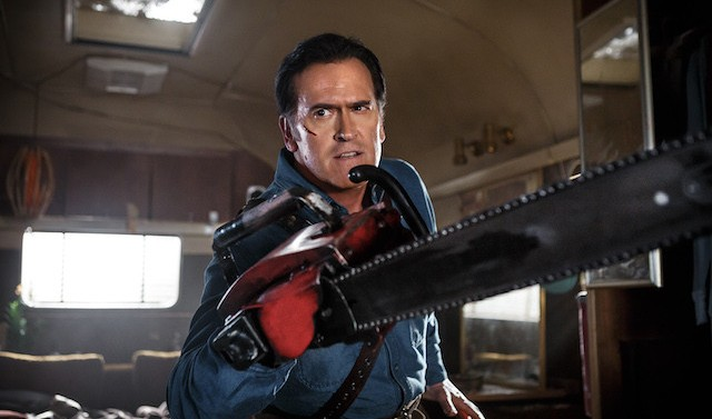 Bruce Campbell Retires Ash of Ash vs  Evil Dead Following