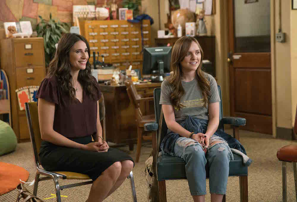 "Michaela Watkins & Tara Lynne Barr in ""Casual"" Season 2"