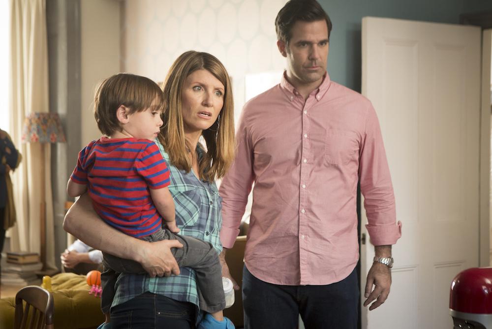 Catastrophe Season 2 Sharon Horgan & Rob Delaney
