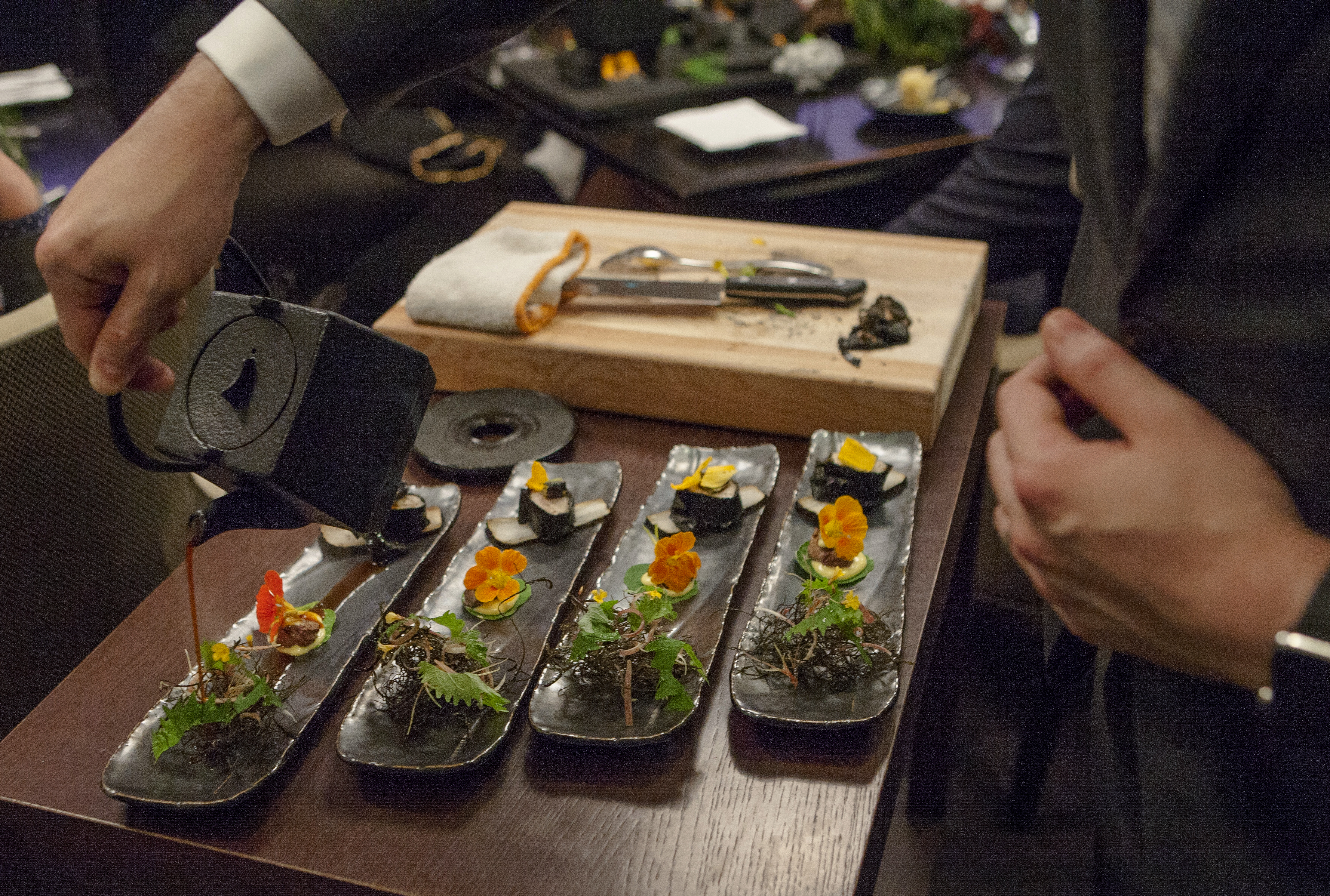 With Chef S Table And Top Chef Haute Cuisine Rides High On Tv Indiewire