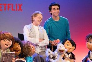 Julie Andrews To Star in Netflix Children's Series