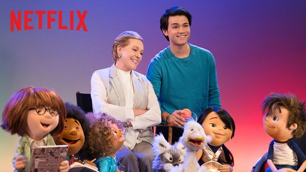 Julie Andrews To Star in Netflix Children's Series