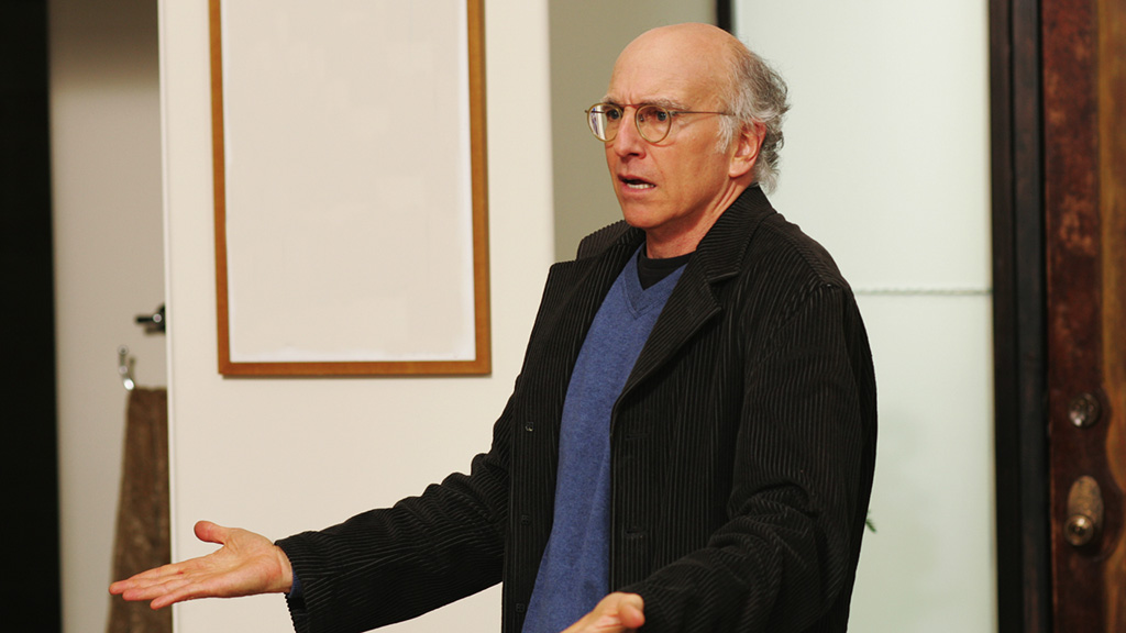 Opinion you curb your enthusiasm think