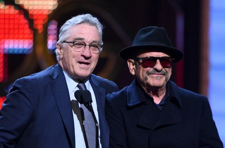 'Goodfellas' Reunion is Official: Joe Pesci Confirmed For Martin Scorsese's 'The Irishman'