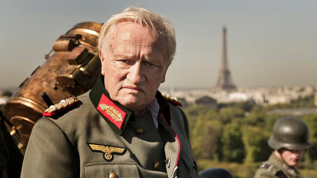 "Volker Schlöndorff's ""Diplomacy"""