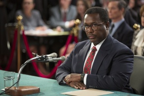 "Wendell Pierce in ""Confirmation."""