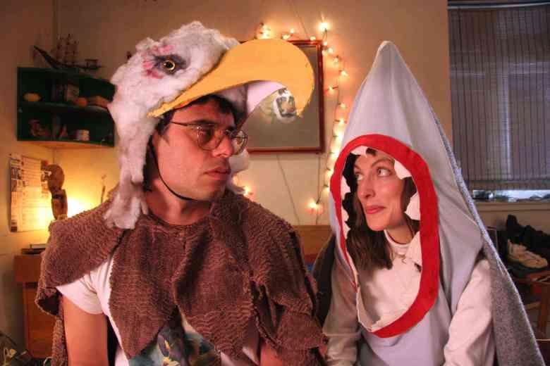 """""""Eagle vs. Shark"""""""