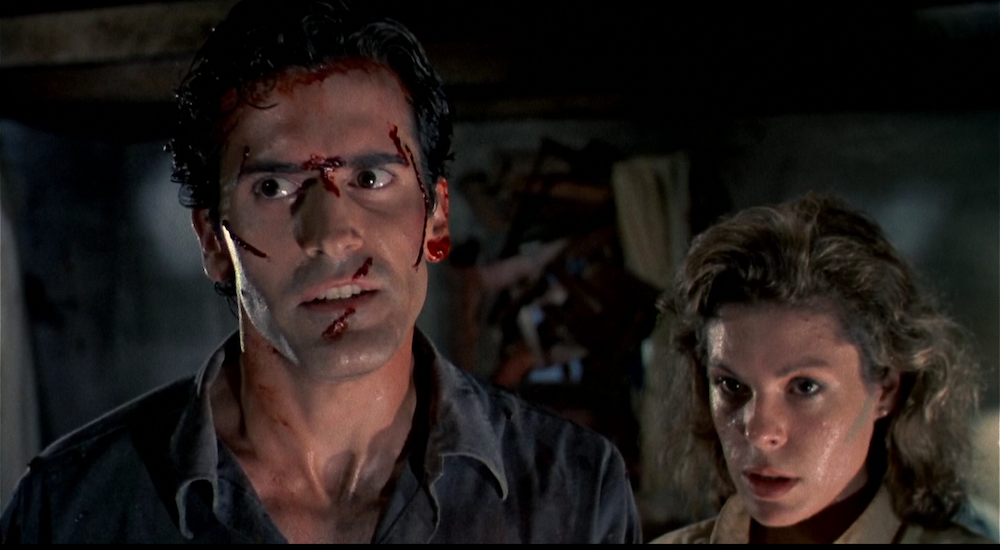 'Evil Dead' Behind The Scenes Video: Bruce Campbell Leads Vintage Footage Of The Horror Classic