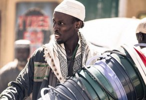 Barkhad Abdi in Eye in the Sky