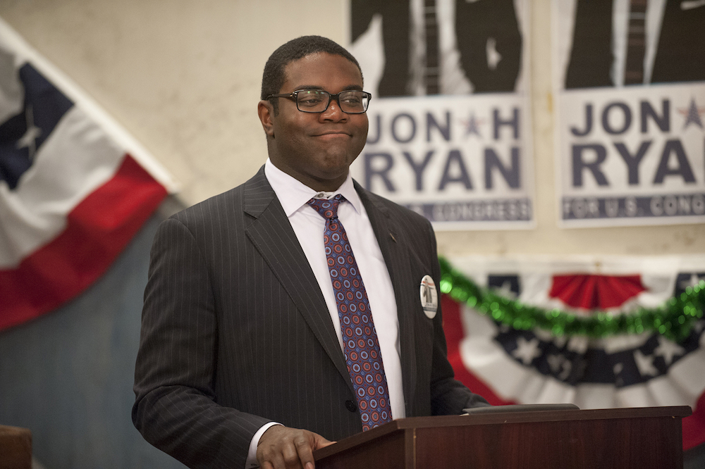"Sam Richardson in ""Veep"" Season 5"