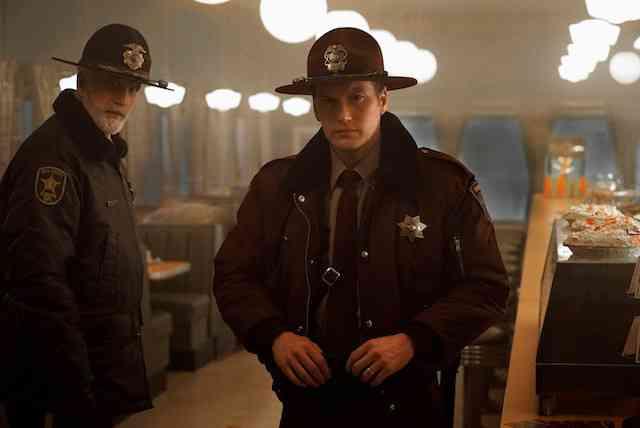"Ted Danson and Patrick Wilson, ""Fargo"""