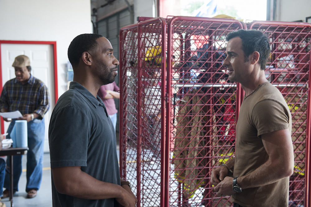 The Leftovers Season 2 Episode 7 Kevin Carroll & Justin Theroux