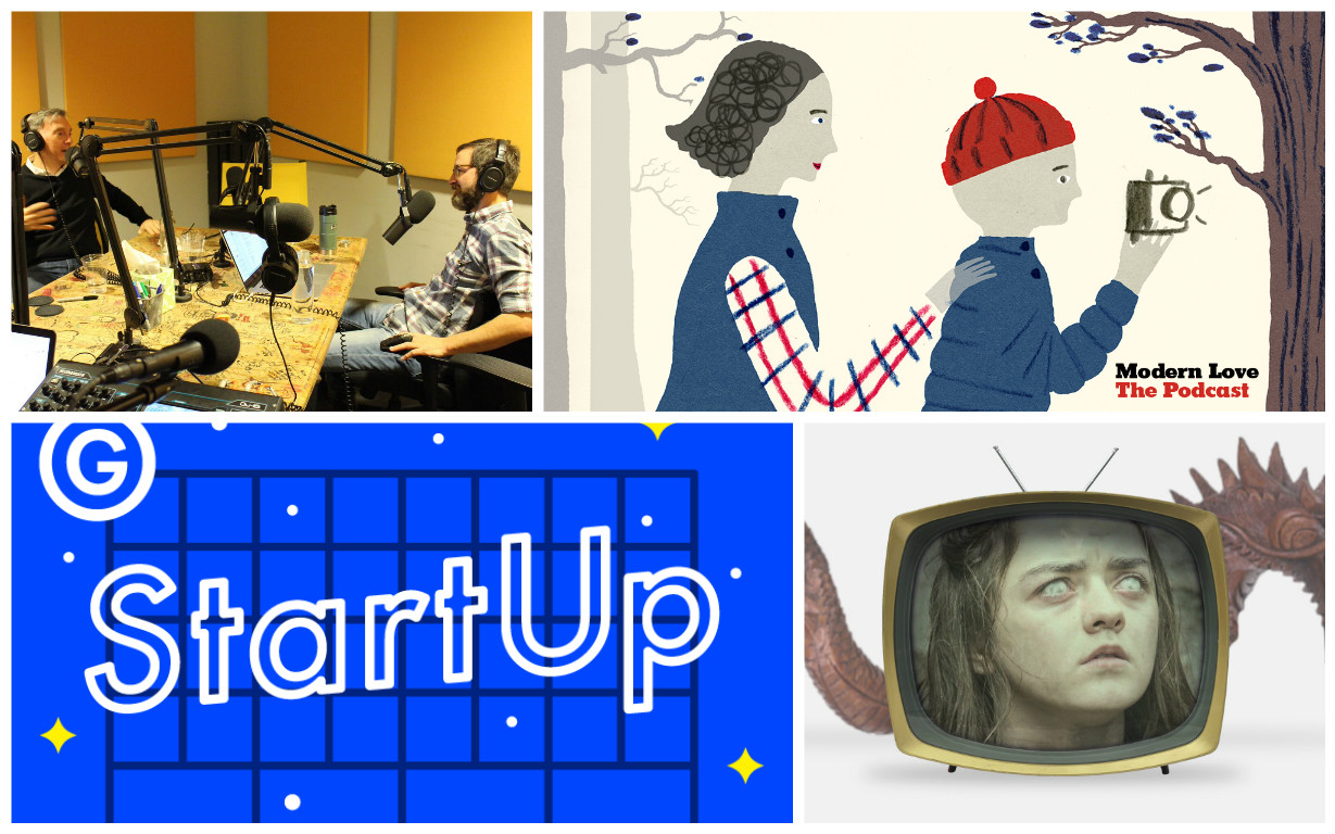 Startup podcast dating ring reviews