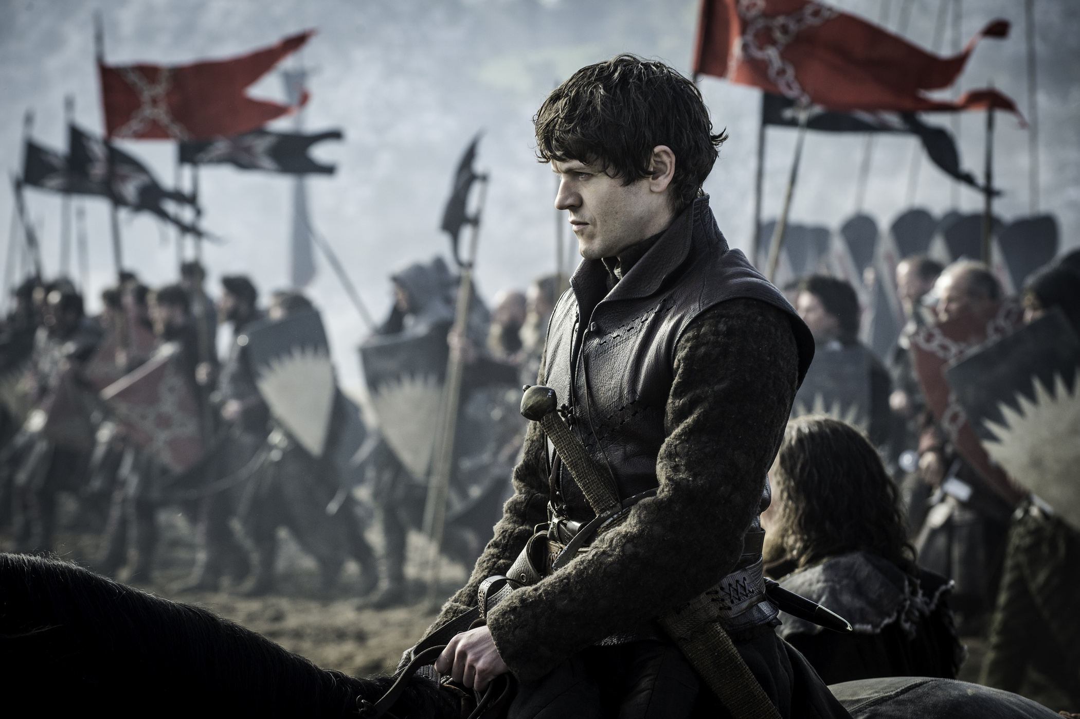 Iwan Rheon Why the Game of Thrones Psychopath Deserves to Be a Star