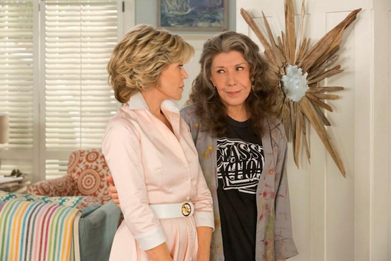 Grace and Frankie Season 2 Lily Tomlin & Jane Fonda