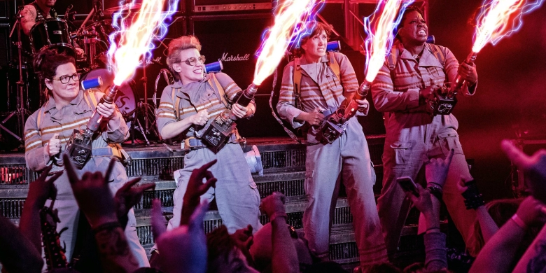 Ghostbusters' Reboot Added New Scene As Reaction To Internet