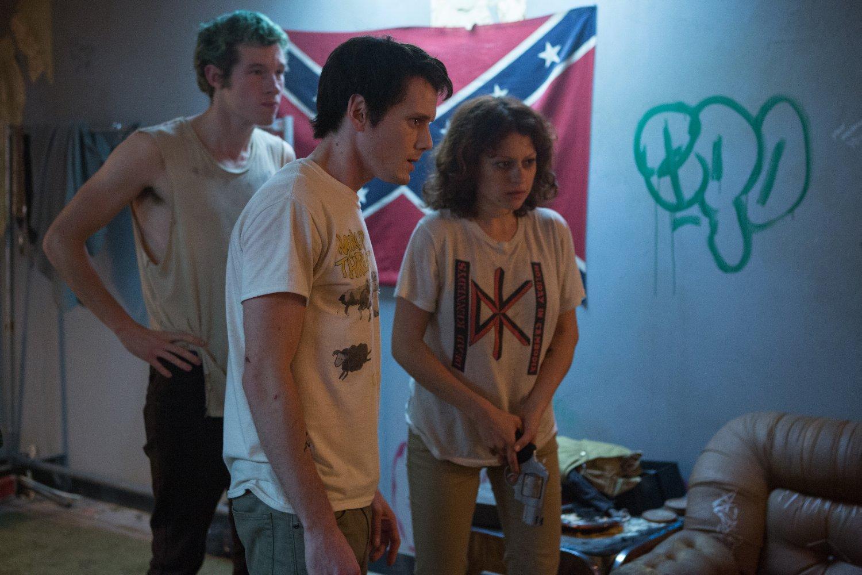 Anton Yelchin in Green Room