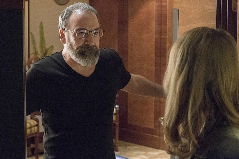 "Mandy Patinkin, ""Homeland"""
