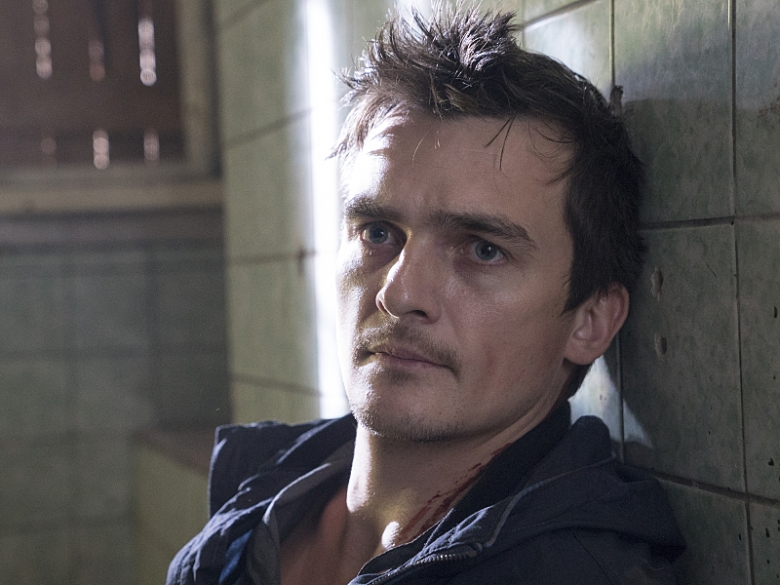 "Rupert Friend, ""Homeland"""